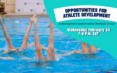 Opportunities for Athlete Development Zoom Session